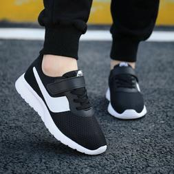 Kids Tennis Shoes Breathable Running Shoes Walking Shoes Sne