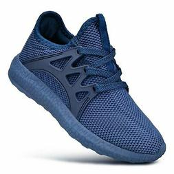 QANSI Kids Fashion Sneakers Ultra Lightweight Breathable Ath