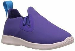 native Kids Girls' Apollo Moc CT Child Sneaker, Ptlprpct/Shl