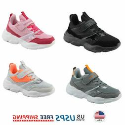 Kids Sneakers Boys Girls Running Shoes Lightweight Breathabl