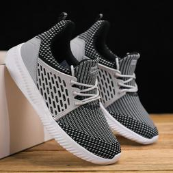 Kids Sneakers Ultra Breathable Athletic Running Walking Casu