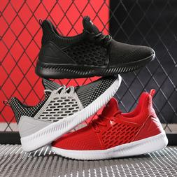 Kids Tennis Shoes Breathable Running Shoes Walking Shoes Fas