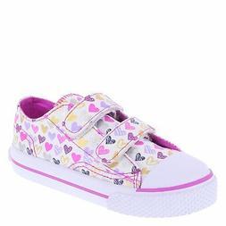 Airwalk Kids' Toddler Legacee Sneaker White Hearts Toddler S