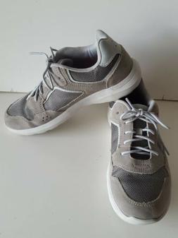 """CROCS """"Kinsale Pacer """"Charcoal/Pearl Men Shoes  Sneaker Sz 7"""