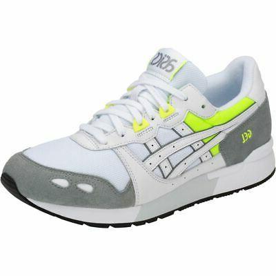 Asics White Grey Men's Sneakers