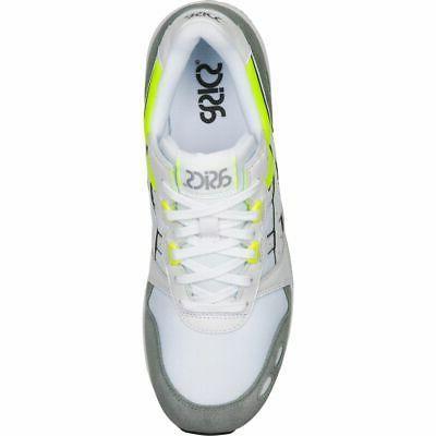 Asics White Stone Grey Sneakers
