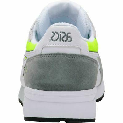 Asics White Grey Sneakers