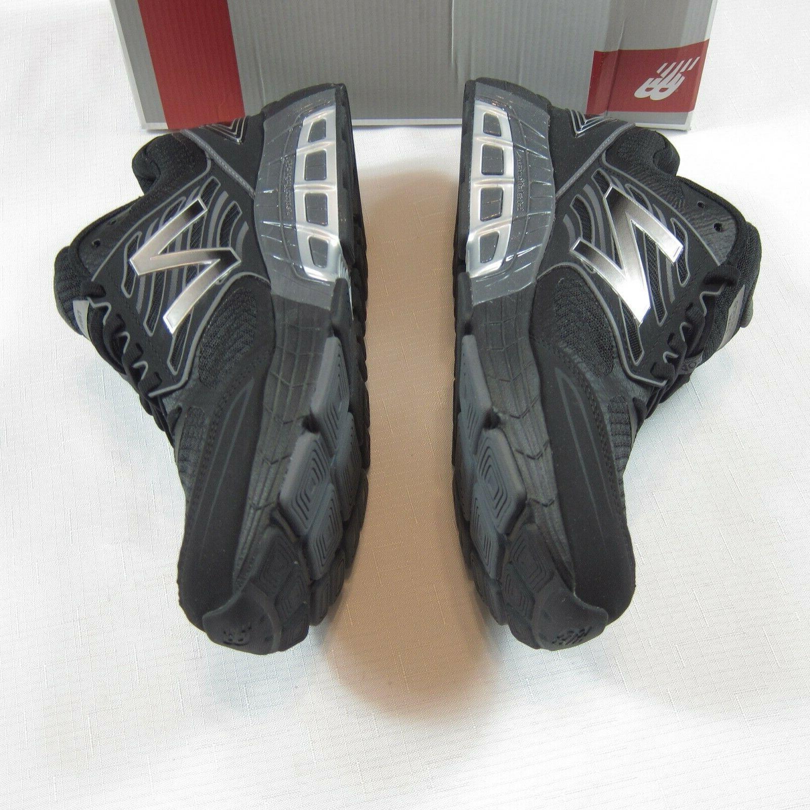 New Sneakers Mens Black Grey NEW $140