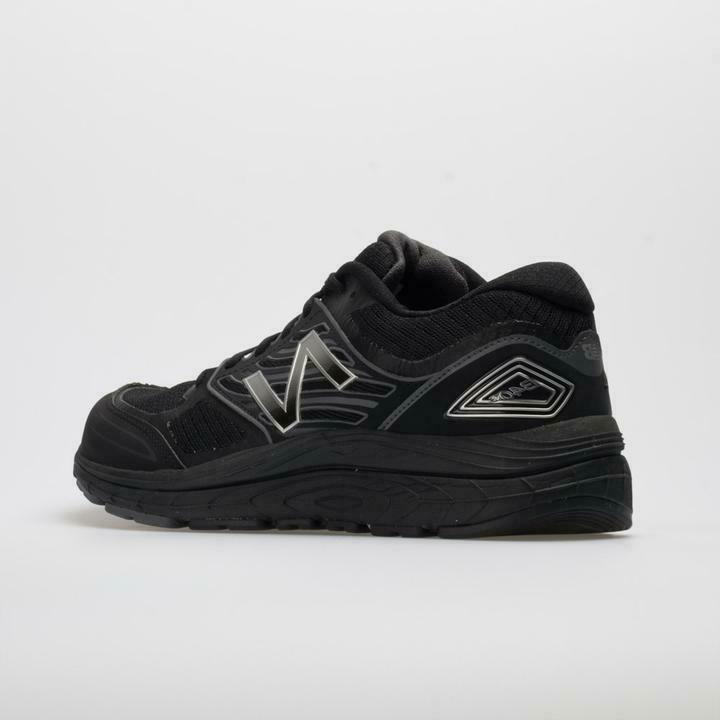 New 1340v3 Sneakers Mens Black Grey Running $140