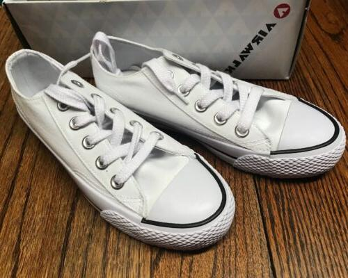 Airwalk White Sneakers Shoes Size 7.5 Women's 8.5
