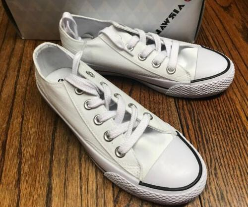 168267 legacee white sneakers shoes size mens
