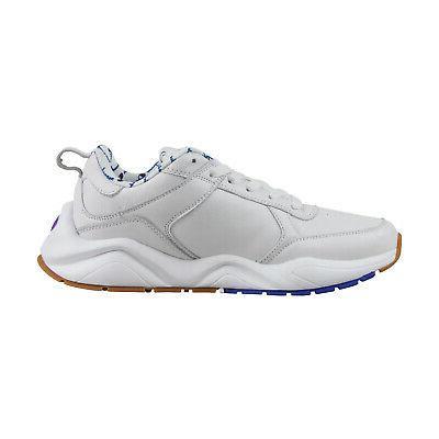 Champion CM100100M Mens White Casual Low Top Shoes 10.5