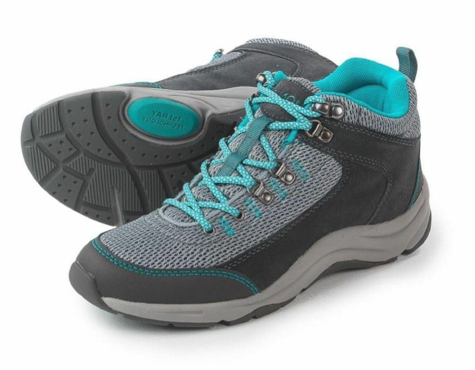 Vionic Orthaheel ACTION CYPRESS Water-Resist Hiking Sneakers