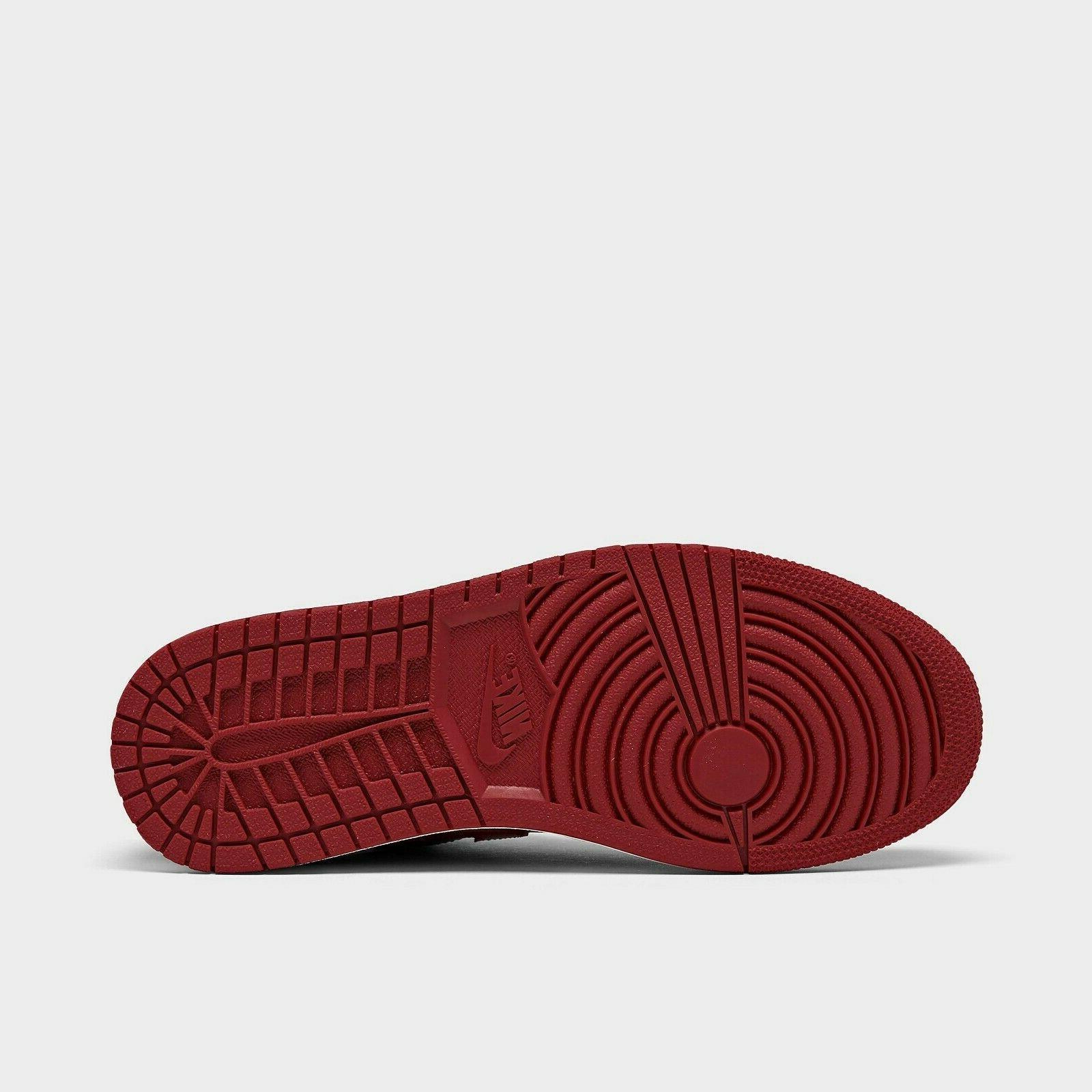 Air Jordan Bred Varsity Red Black