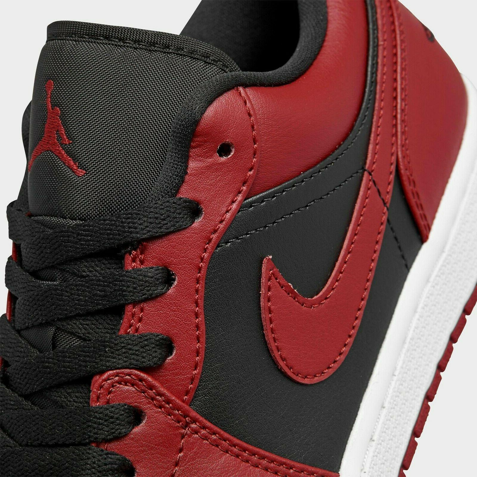 Air 1 Reverse Bred Red Black