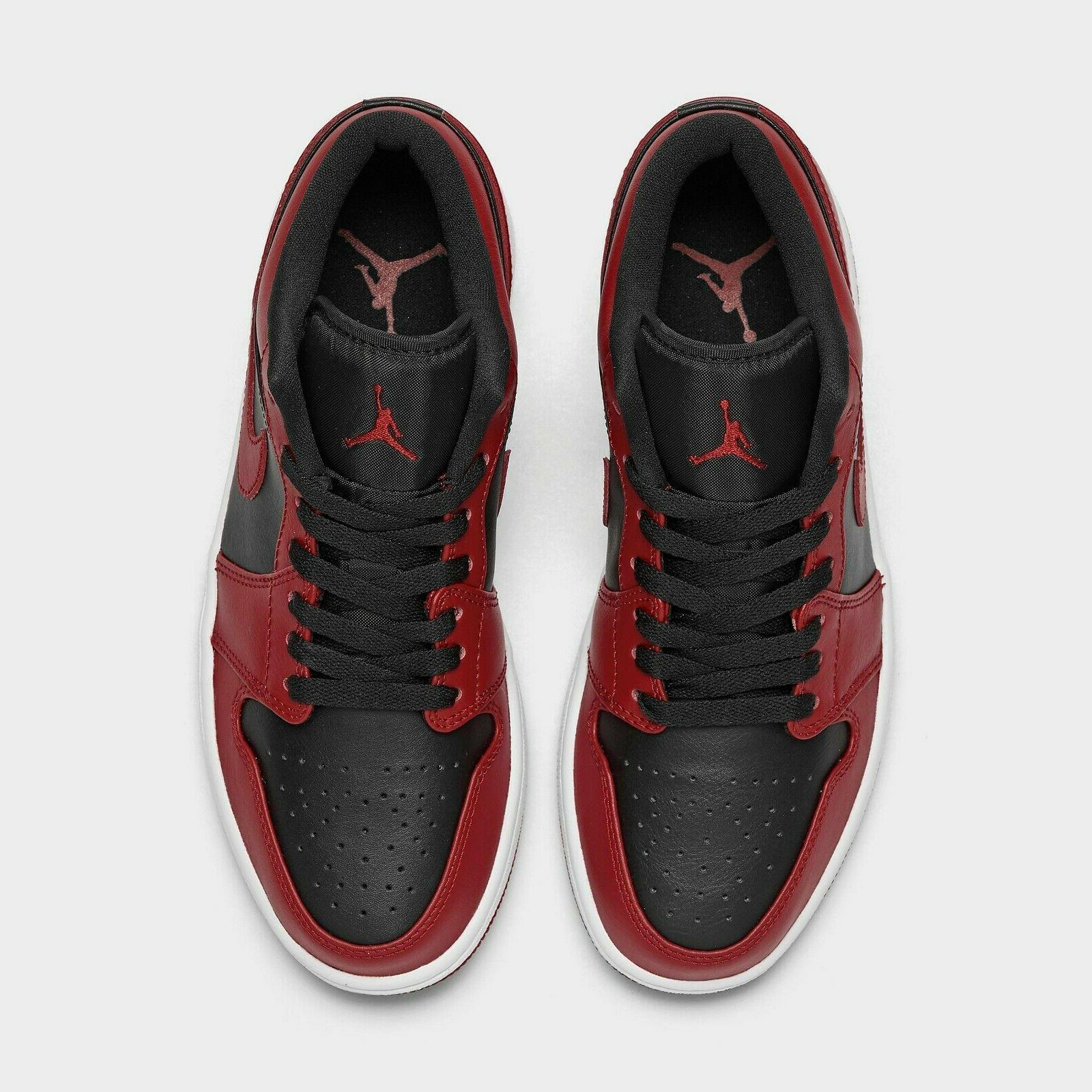 Air Jordan Bred Varsity Red Black 553558-606