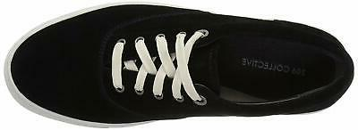 Amazon Brand - Collective Lace-up Sneaker