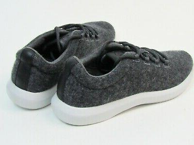 Amazon Brand Collective Sneaker Charcoal Wool 11 M
