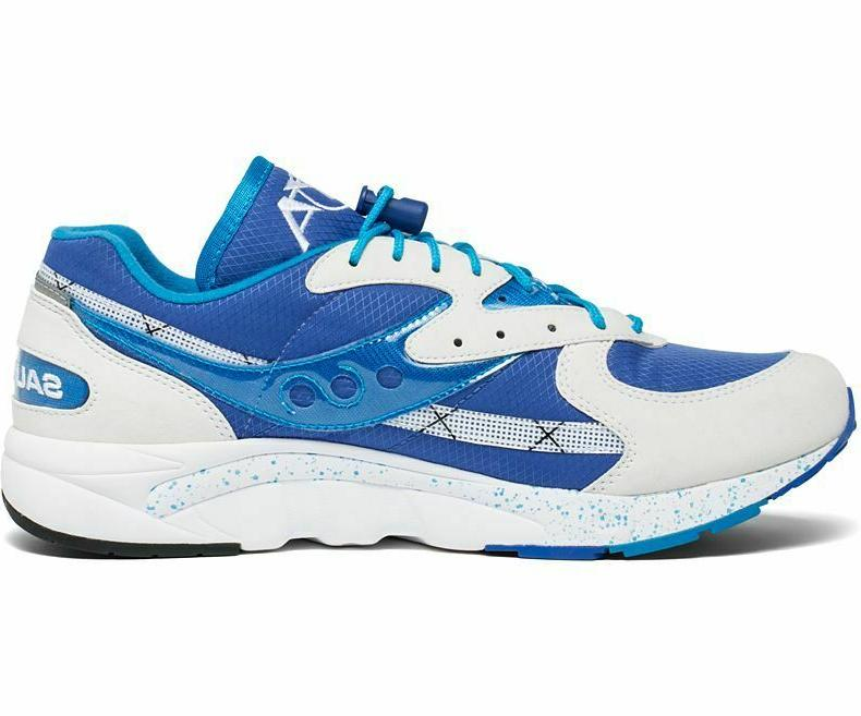 Saucony Sneakers White/Blue/Light