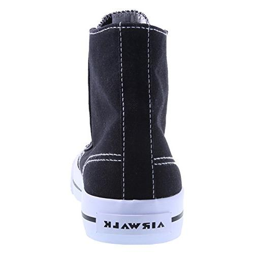 Airwalk Women's Black Canvas 5 Regular