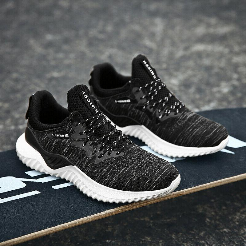 Bty15 Sneakers Breathable Running Lace Up Casual Sh