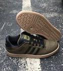 Adidas Bucktown Hemp Olive Green Gum Bottom Sneakers Mens Si