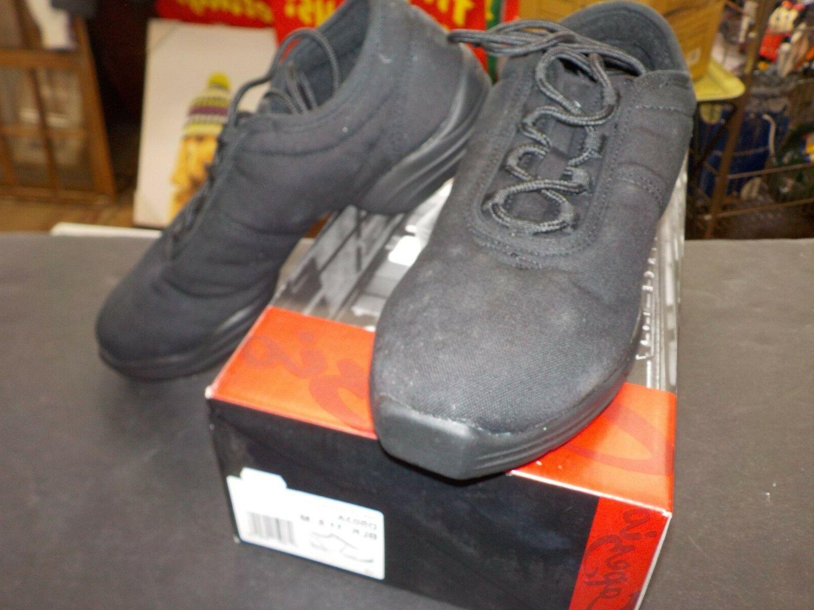 Capezio Canvas Dance Sneaker Black - Adult Size 11.5M