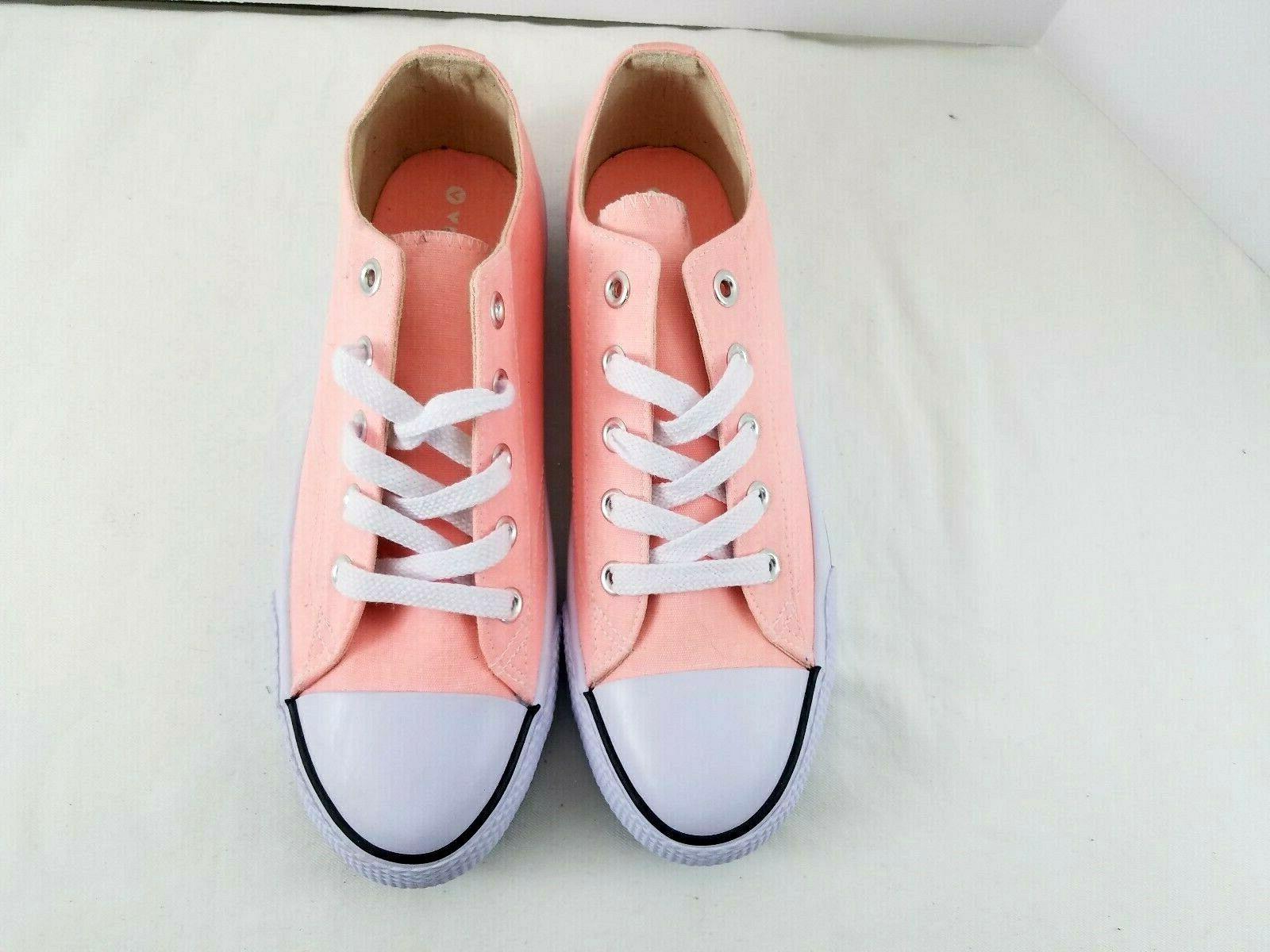 Airwalk Pink Sneakers Pink White multiple sizes New