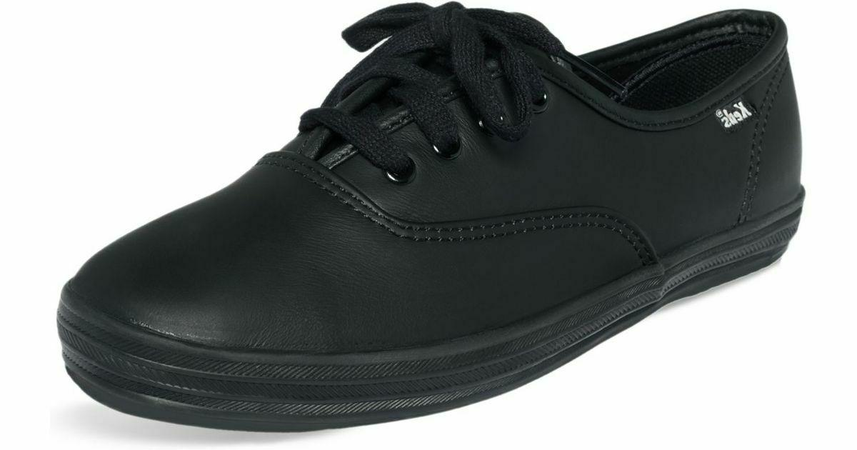 Keds Champion Oxford CVO Womens Leather Fashion Sneakers