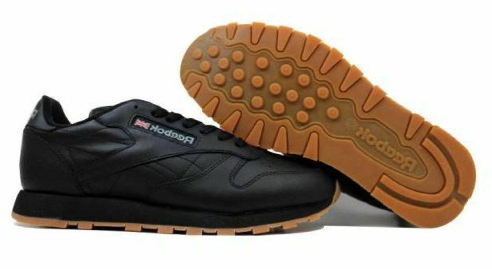 Reebok Classic Gum Mens Shoes Sneakers