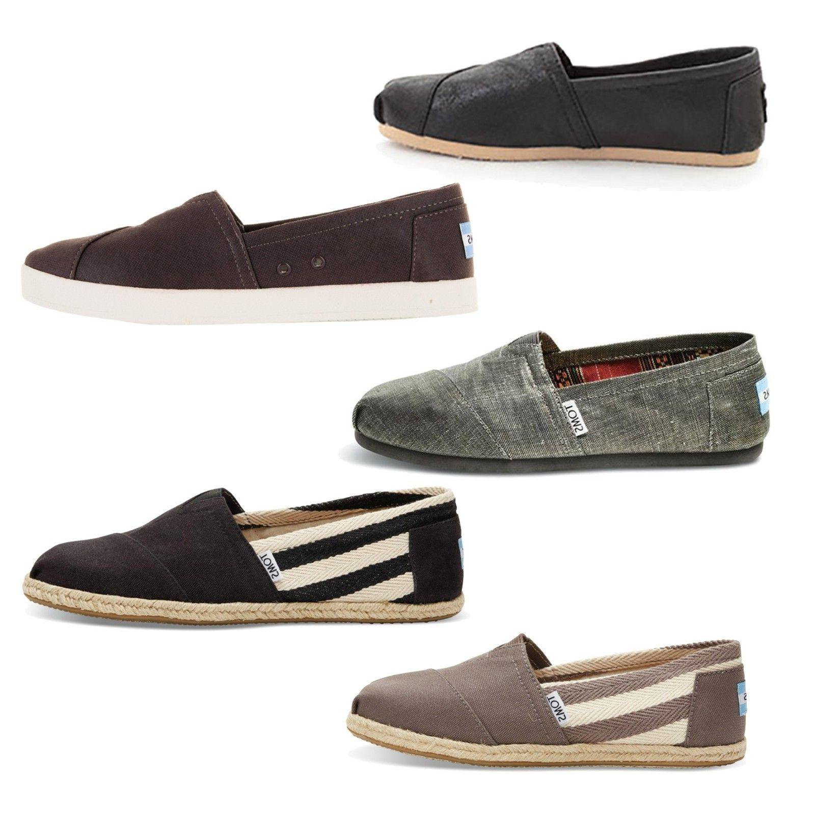 Toms Classics Women's Casual Slip-on Flats / Avalon Sneaker