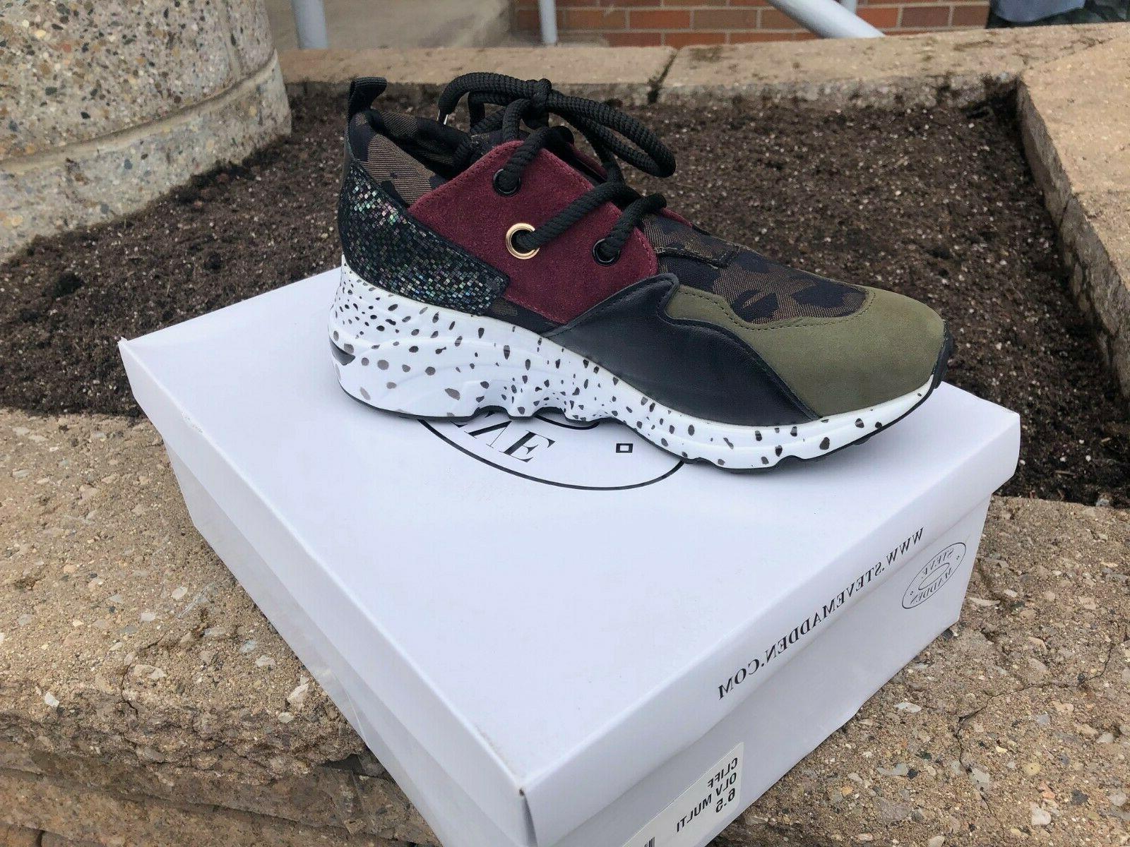 Steve Shoes Women's New in Box