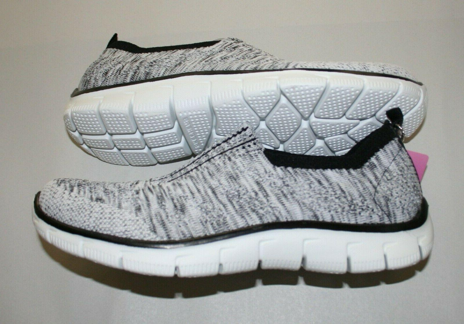 empire inside look slip on sneakers stretch