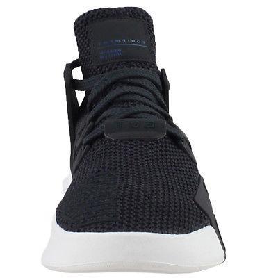 adidas Basketball Sneakers - Black Mens