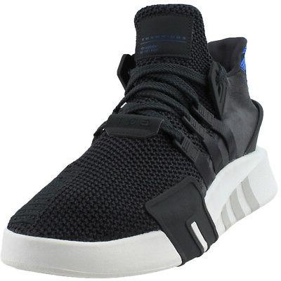 detailed look 1de80 2fc8b adidas EQT Basketball Adv Sneakers - Black - Mens