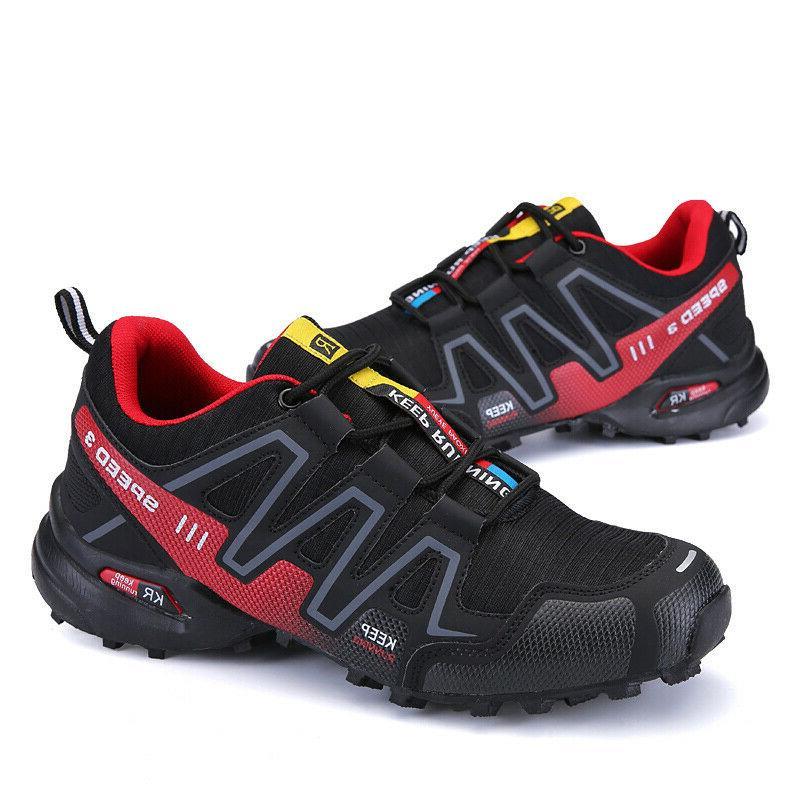 Fashion Hiking Shoes Breathable Sports Athletic Big 12
