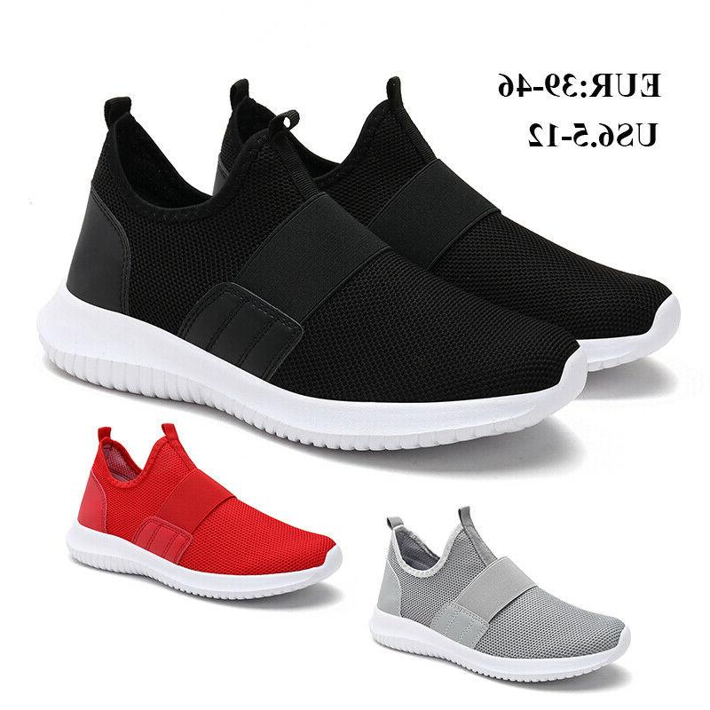 fashion men s running shoes breathable sports