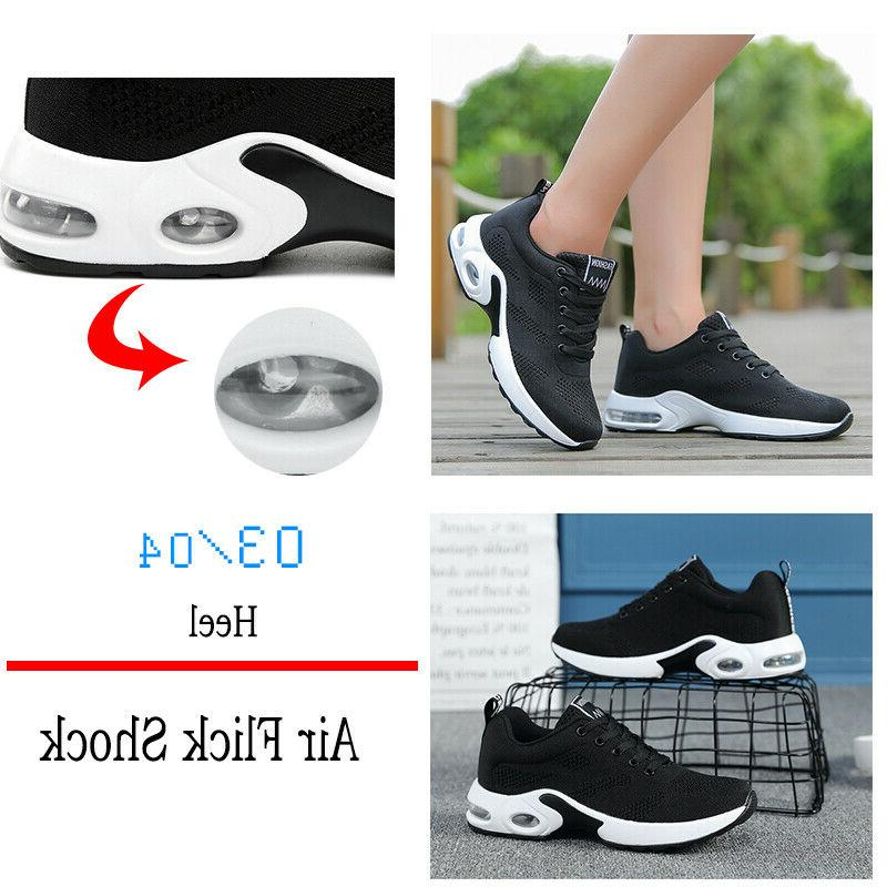 Fashion Women's Running Shoes Athletic Tennis Shoes