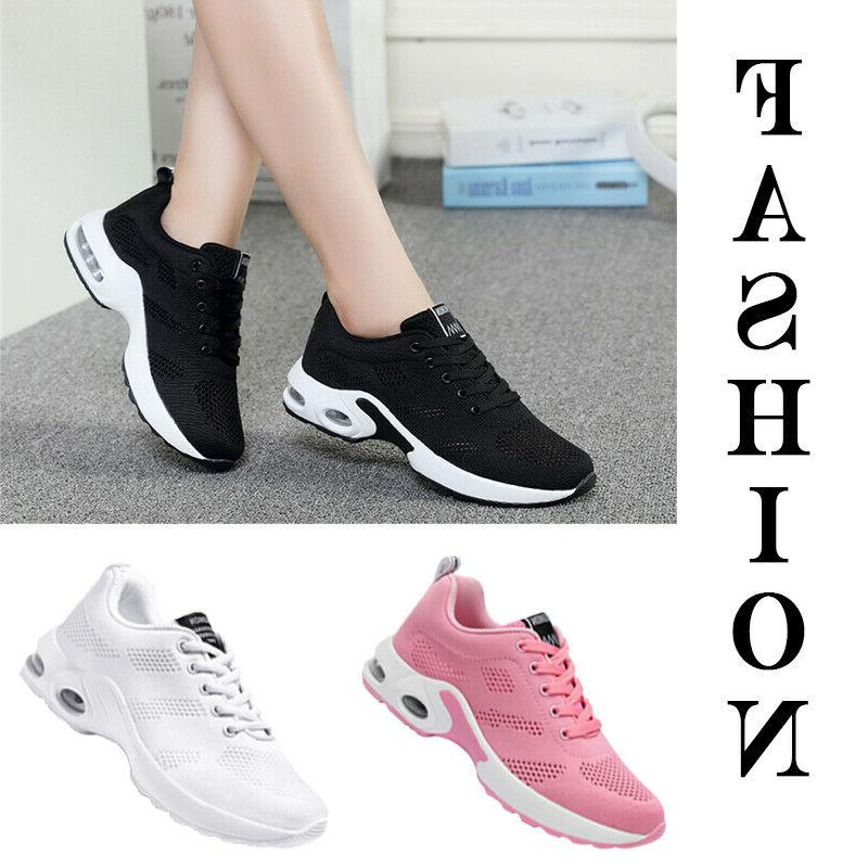 fashion women s sneakers breathable running shoes