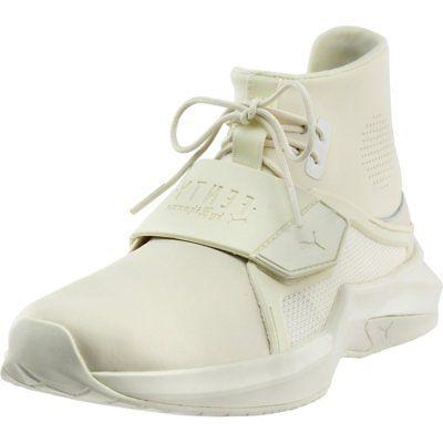 fenty by rihanna the trainer high sneakers