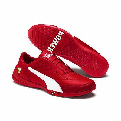 taille 40 b309b 6173f PUMA Scuderia Ferrari Kart Cat III Sneakers Men