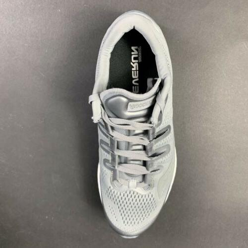Running Athletic Shoes Gray 10.5