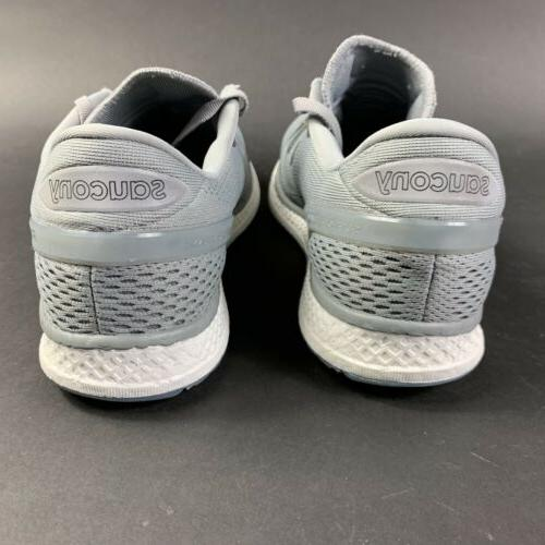 Running Athletic Sneaker Gray Size