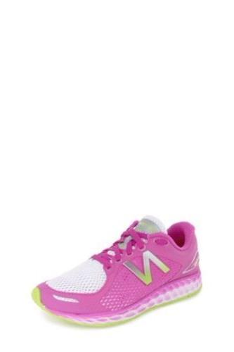 New Balance Fresh Foam  Zante v2 Breathe Sneaker Big Girls S