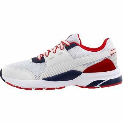 Puma Future Runner Premium Lace Up  Mens  Sneakers Shoes Cas