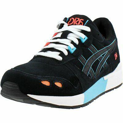 gel lyte sneakers black mens
