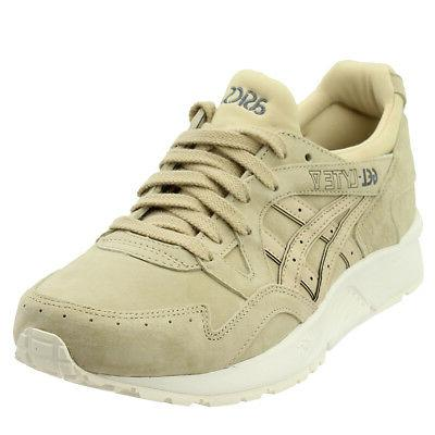 gel lyte v sneakers taupe mens