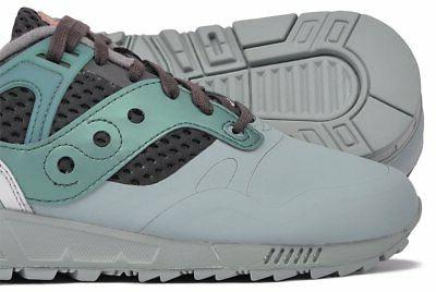 Saucony Green Sneakers New Men Lifestyle S70388-2