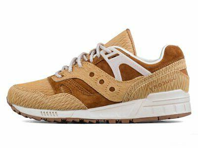 Saucony Woodburn Sneakers Brown New