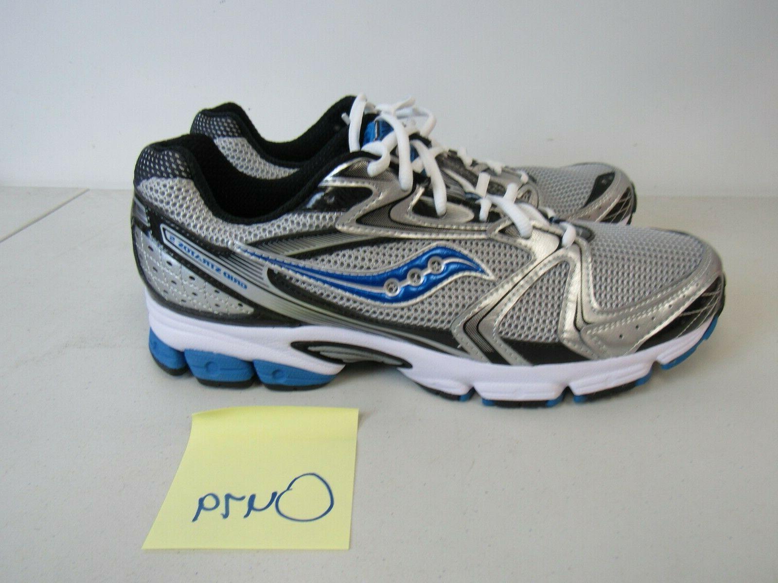 grid stratos 5 mens running sneakers sz